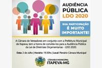 Audiência Pública LDO