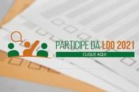 Audiência Pública Eletrônica para elaboração da LDO/2021