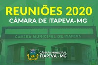 Calendário de Reuniões 2020