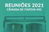 Calendário de Reuniões 2021
