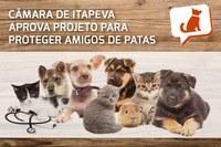 Câmara de Itapeva aprova Projetos importantes para o Município