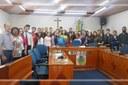 Câmara de Itapeva recebe alunos da rede municipal de ensino