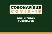 Coronavírus - Documentos Publicados