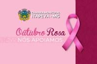 Outubro Rosa - Nós apoiamos essa causa