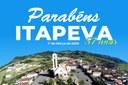 Parabéns Itapeva!