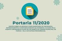 Portaria 11/2020