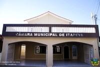 Presidente da Câmara de Itapeva apresenta resumo de trabalho do Legislativo